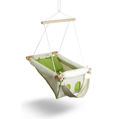Balík sen bábätka - prírodná zelená